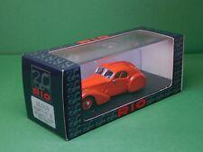 Bugatti 57 SC Atlantic 1938 Rio 1:43 N° SL009 Modellfahrzeug Modellauto OVP NEU