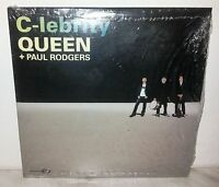 CD QUEEN + PAUL RODGERS - C-LEBRITY - CARDSLEEVE - SINGLE