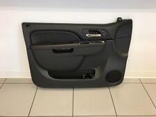 Gm oem interior front door trim panel left driver side 84127280 ebony black new
