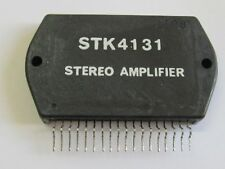 Stk4131 sanyo Stereo power amplifier 2x20w
