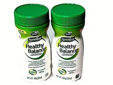 Lot of (2) Benefiber Healthy Balance Probiotic Powder 3.5oz Bottles Exp 12/20