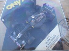 Onyx 193 a Sauber C 13 Karl- Wendlinger #29 F-1 Black Race Car in Case