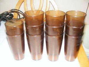 11   PLASTIC GLASSES  14 OZ