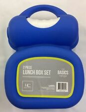 Rectangular On The Go Tupperware Lunch Boxes