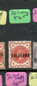 ZULULAND (PP0105B) QV ON GB 1/2D  SG1   MOG