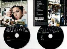 """DIAM'S """"Dans Ma Bulle"""" (CD+DVD) 2006"""