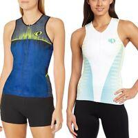 Pearl Izumi Women's ELITE In-R-Cool LTD Limited Tri Triathlon Singlet (XS, S)