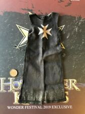 COO Models Hospitaller Knights 2019 Ex White Cross Robe loose 1/6th scale