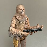 Star Wars chewbacca 2011 clone wars trooper Action Figure Toys Xmas gift 3.75''