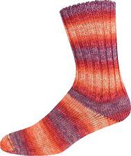 ONline Sockenwolle Supersocke 4-fach Merino Extrafein 100 g Sort. 286 Farbe 2478