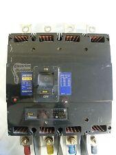 MITSUBISHI 250 Amp 50 KA quattro POLE mccb 415V nf250-se no-fuse disgiuntore BS 4752