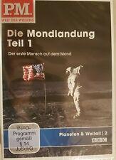 """DVD PM Welt des Wissens """"Die Mondlandung Teil 1"""""""