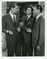 CARY GRANT NORTH BY NORTHWEST HITCHCOCK 1959 VINTAGE PHOTO #6
