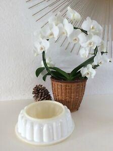 ★ Grand Moule à Charlotte Tupperware Blanc Diamètre 24 Cm