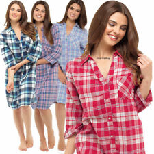 Ladies Checked Everyday Nightwear for Women