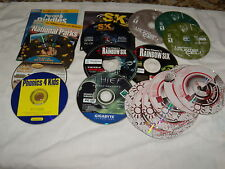 Lot of PC Programs and Games