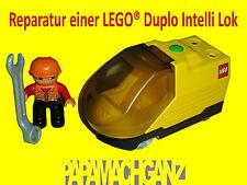 Reparatur einer LEGO® Duplo Intelli Lok 10052