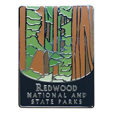Redwood National Park Pin - Official Traveler Series -California Coastal Sequoia