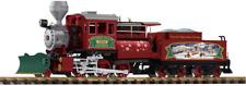 Piko G Scale 38246 Camelback Christmas Steam Locomotive (G-Scale)