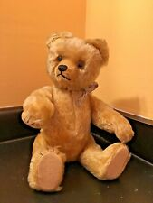 Antique Schuco Yes No Bear Working 12-13 Inches