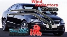 VW PASSAT B6 B7 2005-2014  Wind deflectors 2.pc HEKO 31153 for FRONT DOORS