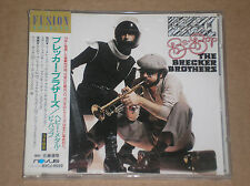 THE BRECKER BROTHERS - HEAVY METAL BE BOP - CD JAPAN with OBI COME NUOVO (MINT)