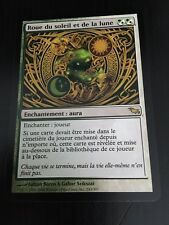 MTG MAGIC SHADOWMOOR WHEEL OF SUN AND MOON (FRENCH ROUE DU SOLEIL ET LUNE) NM
