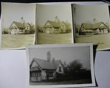 LIV011 - 4 x ROBY OLD TOLL HOUSE PHOTOS Liverpool Merseyside