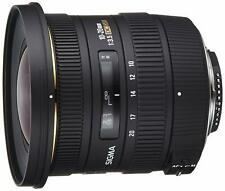 Sigma EX 10-20mm f/3.5 HSM DC Lens For Nikon