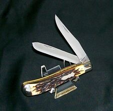 Schrade Walden 285UH Knife Circa-1967 Serial #81611 Early Uncle Henry Trapper