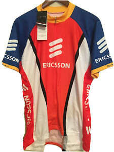 NEW! Primal Ericsson Cycling Bicycle Jersey - 3/4 Zip Front- Size XL