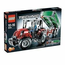 LEGO Technic Set #8063 Tractor with Trailer