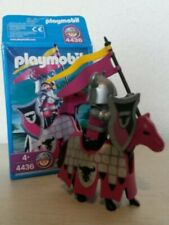 4438 Playmobil Lot de 2 Bustes Violets