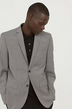 NWT H&M SLIM FIT ( GRAY LABEL ) LIGHT GREY * ALL SIZES * FREE SHIPPING 2019