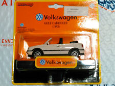 BlueRay 1:43 WHITE 1993 Golf Cabriolet Volkswagen VW