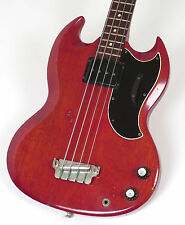 1962 Gibson EB-0 Bass Cherry Finish EBO