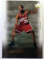 2003 03 UPPER DECK BOX SET ROOKIE LeBron James RC #27, CAVALIERS, LAKERS