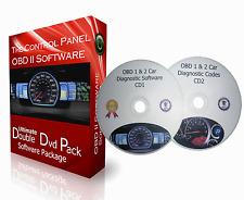 ELM327 SOFTWARE OBD 1 & OBD 2 CAR DIAGNOSTIC + ECU BHP TUNING REMAPPING