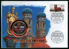 Uganda 1994 Frauenkirche  Schön 44 Numisbrief