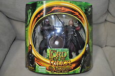 Lord Of The Rings: Lotr Fellowship Fotr Boromir vs Lurtz 2-Pack Toybiz Mimb Rare