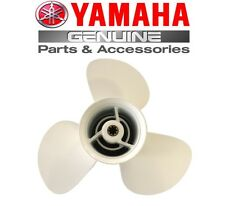 "Yamaha Genuine Outboard Propeller 8 - 9.9HP High Thrust (Type R) 11.75"" x 7"""