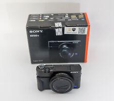 Sony Cyber-shot DSC-RX100 V schwarz -Digitalkamera- Top Zustand / DSC-RX100 M 5