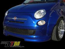 Fiat 500 POP DTM Front Lip Kit FRP