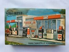 Kibri H0 B-8252 Esso Tankstelle Nürnberg OVP