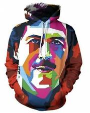 New Fashion Women/Men Pablo Escobar 3D Print  Hoodie Jacket Sweatshirt 464
