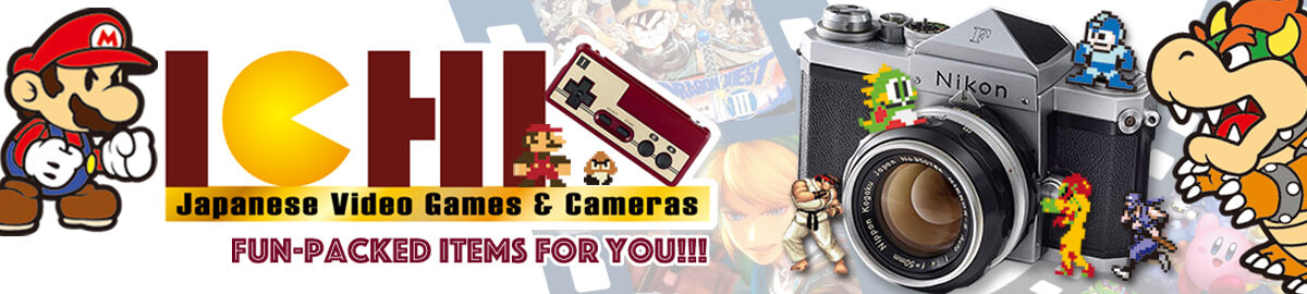ICHI -Video Games & Cameras-