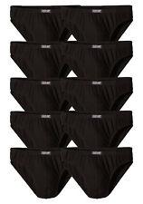 10er Pack HIS Herren Slips schwarz, schwarz/weiß, multicolour 378798 461431