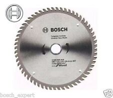 "BOSCH TCT Circular Saw Blade ~~ 7""/180 mm x 60 Teeth ~~ for Wood"