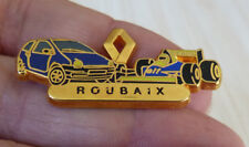 RARE PIN'S RENAULT TWINGO F1 WILLIAMS CANON ROUBAIX ZAMAC DECAT PARIS