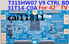 T-Con Board T315HW07 V9 CTRL BD 31T14-C0A  LG    NS-42L780A12